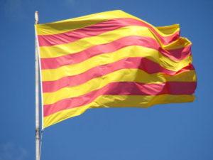 Drapeaux Catalan BENJAMIN SOARES